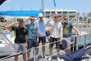 Itineraries Learn to Sail