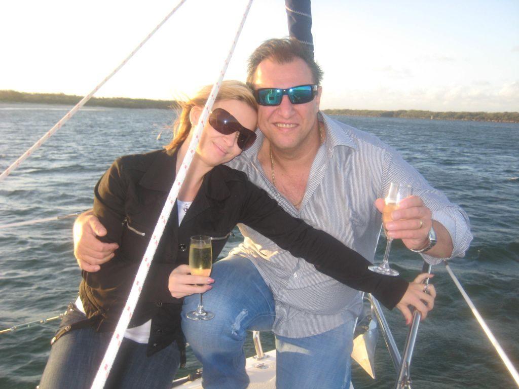 Romantic Sunset or Pre Dinner Sail